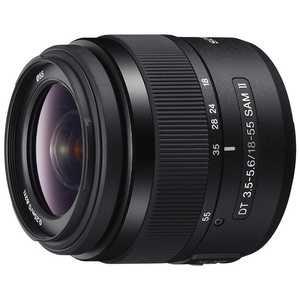 ソニー SONY デジタル一眼カメラα用レンズ DT 18-55mm F3.5-5.6 SAM II SAL18552Q