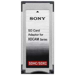 ソニー SONY SDカードアダプター MEADSD02
