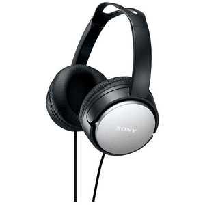 ソニー SONY ステレオヘッドホン ブラック MDRXD150B