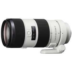 ソニー SONY デジタル一眼カメラα用レンズ 70-200mm F2.8 G SSM II SAL70200G2