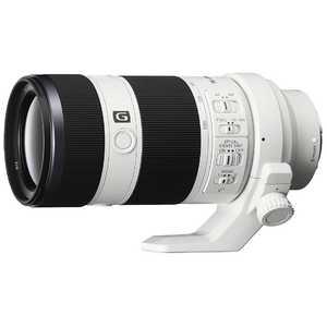 ソニー SONY デジタル一眼カメラα「Eマウント」用レンズ FE 70-200mm F4 G OSS SEL70200G