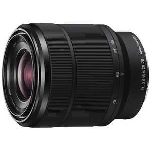 ソニー SONY デジタル一眼カメラα「Eマウント」用レンズ FE 28-70mm F3.5-5.6 OSS SEL2870