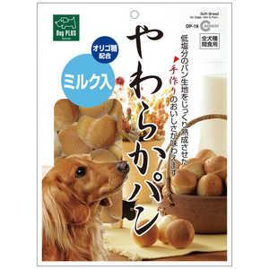 マルカン犬猫 やわらかパン ミルク入り 120g DP18