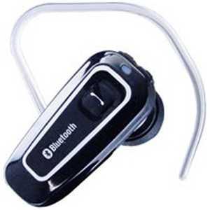 カシムラ 「Bluetooth3.0」 イヤホンマイク USB充電ケーブル付(ブラック) ブラック BL47