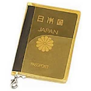 JTB SWT パスポートカバー クリア 黄 パスポートカバークリア
