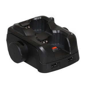 八重洲無線 連結型充電器 STANDARD HORIZON ブラック SBH40
