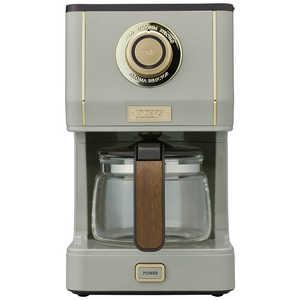 ラドンナ TOFFY アロマドリップコーヒーメーカー GE KCM5