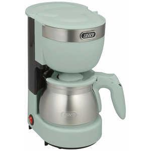 ラドンナ Toffy 5カップアロマコーヒーメーカー TOFFY PA KCM8