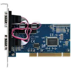 センチュリー ポートを増やしタイ シリアル2ポートPCI接続インターフェイスカード CIFS2PCI