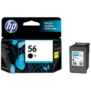 HP 56プリントカートリッジ 黒(ラージサイズ) C6656AA#003