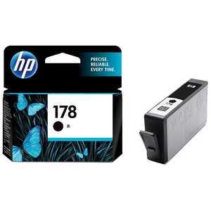 HP 178 インクカートリッジ 黒 CB316HJ