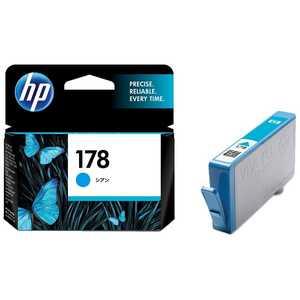 HP178 インクカートリッジ シアン CB318HJ