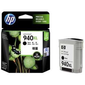 HP 940XL インクカートリッジ (黒 増量) 黒/増量 C4906AA