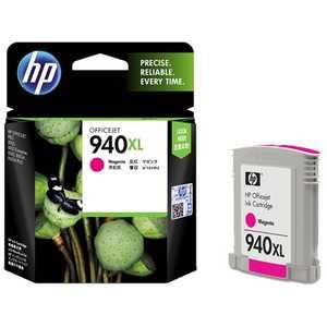 HP 940XL インクカートリッジ (マゼンタ) マゼンタ C4908AA
