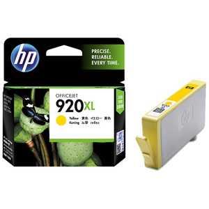 インクカートリッジ HP920XL イエロー イエロー CD974AA