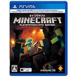 ソニーインタラクティブエンタテインメント PS Vitaソフト VCJS-10010 MINECRAFT: PSVITAEDIT