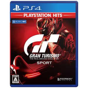 グランツーリスモSPORT [PlayStation Hits] [PS4] 製品画像