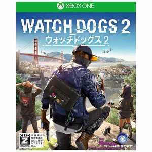 ウォッチドッグス2 [Xbox One] 製品画像