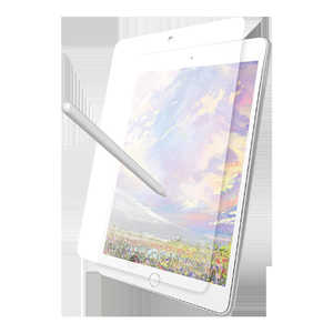 BUFFALO 2019年iPadmini紙感覚フィルムサラサラタッチ BSIPD1907FPL