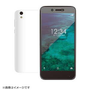 エレコム ELECOM Android One S3用 フィルム 反射防止 防指紋 PMAOS3FLF