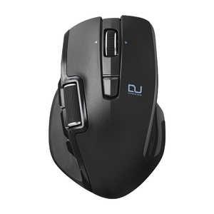 エレコム ELECOM Ultimate Blueマウス/DUAL/ハードウェアマクロ/無線/Lサイズ/6ボタン ブラック MDWL01DBBK
