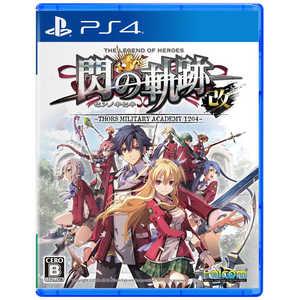 日本ファルコム PS4ゲームソフト PLJM-16142 エイユウデンセツセンノキセキ1カイトー