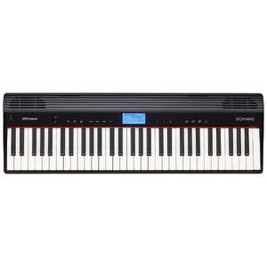ローランド 本格派電子キーボード GO: PIANO GO-61P 電子楽器