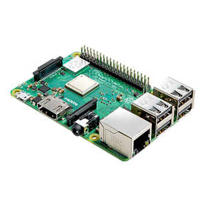IOデータ Raspberry Pi 3 Model B+ メインボード 受発注商品 UDRP3BP