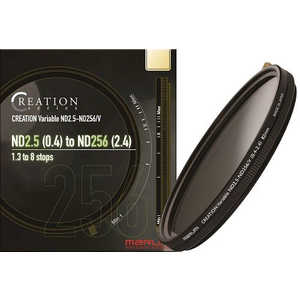 CREATION Variable ND2.5-ND256/V 82mm