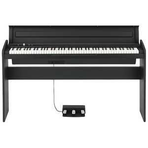 コルグ KORG 電子ピアノ DIGITAL PIANO (88鍵盤/ブラック) ブラック LP180BK