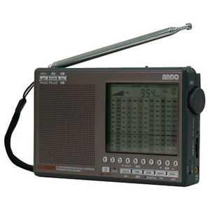 ANDO シンセサイザーラジオ S11-783DPU ラジオ