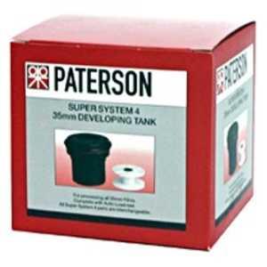 パターソン スーパーシステム4現像タンク 35mmタンクアンドリール PTP114