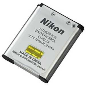 ニコン Nikon リチャージャブルバッテリー ENEL19