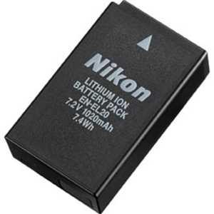 ニコン Nikon Li-ionリチャージャブルバッテリー ENEL20