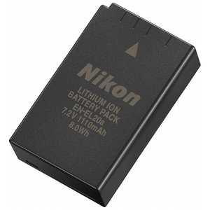 ニコン Nikon Li-ionリチャージャブルバッテリー ENEL20A