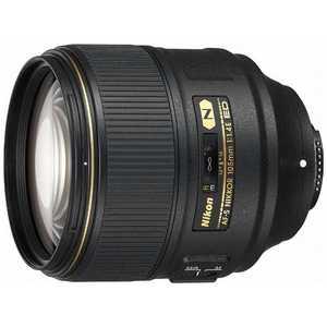 ニコン Nikon 交換レンズ AF-S NIKKOR 105mm f/1.4E ED(ニコンFマウント) AFS1051.4E