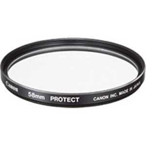 キヤノン CANON PROTECTフィルター 58mm プロテクトフィルター