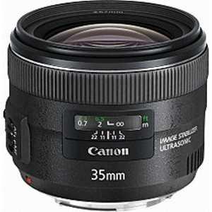キヤノン CANON 交換レンズ EF35mm F2 IS USM EF3520IS
