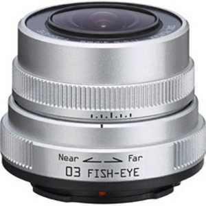 ペンタックス 魚眼レンズ/フィッシュアイ(3.2mm F5.6) 03FISHEYE