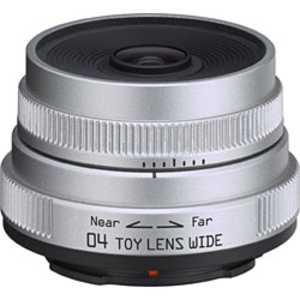 ペンタックス 広角レンズ/トイ・レンズ ワイド(6.3mm F7.1) 04TOYLENDSWIDE