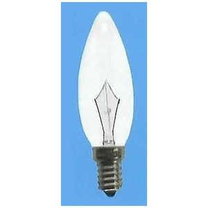 旭光電機工業 電球 [E14 /シャンデリア電球形] C32E14D110V25W