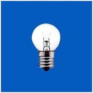 旭光電機工業 電球 ミニボールランプ [E17 /ボール電球形] G30E17110V20WC