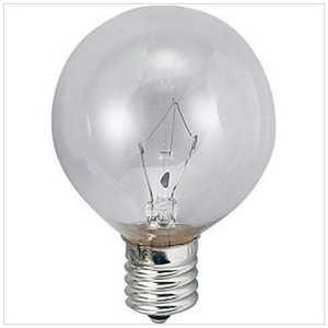 旭光電機工業 電球 [E12/ボール電球形] G50E12110V40WC