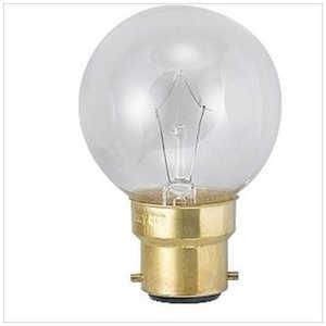 旭光電機工業 電球 ミニボールランプ [B22d/ボール電球形] G50B22D110V60WC