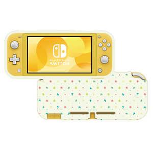 あつまれ どうぶつの森 TPUセミハードカバー for Nintendo Switch Lite NS2-060
