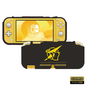 HORI TPUセミハードカバー for Nintendo Switch Lite ピカチュウ - COOL NS2-070 TPUセミハードカバーピカビュウ