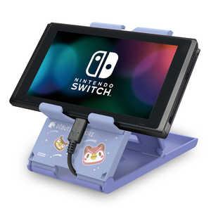 どうぶつの森 プレイスタンド for Nintendo Switch AD27-001