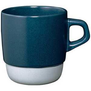 KINTO SLOW COFFEE STYLE スタックマグ ネイビー ネイビー SCS27660