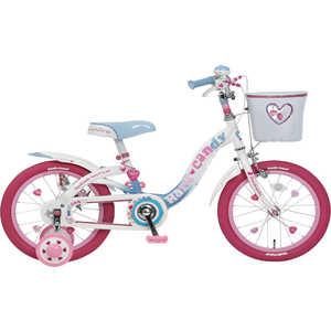 タマコシ 18型 幼児用自転車 ハードキャンディキッズ18(ブルー/シングルシフト) ブルー ハードキャンディキッズ18