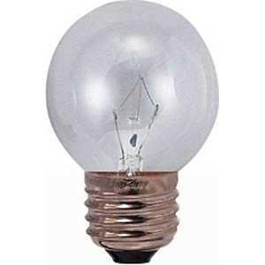 ヤザワ 電球 ベビーボール球 クリア[E26/電球色/1個/ボール電球形] クリア G502605C